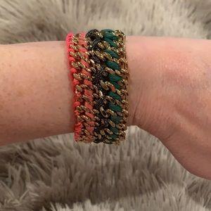 Victoria's Secret woven bracelet